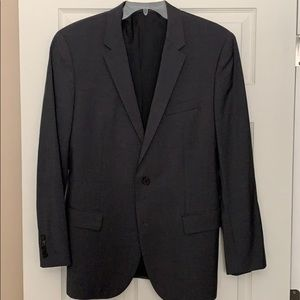 Hugo boss charcoal 42R sports jacket